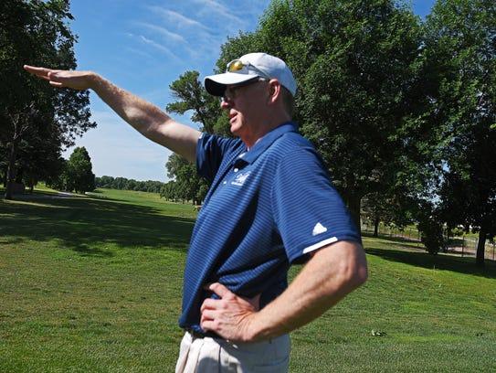 Tom Jansa, president of Dakota Golf, discusses Elmwood