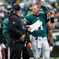 Even with Wentz, QB position could impact Eagles' draft