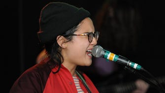 Emerging indie pop artist Jay Som played Cactus Club Thursday.