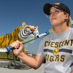 Ryleigh Davis battles back from 2 surgeries to lead Crescent softball in senior season