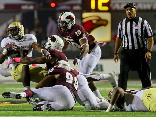 ULM vs. Texas State