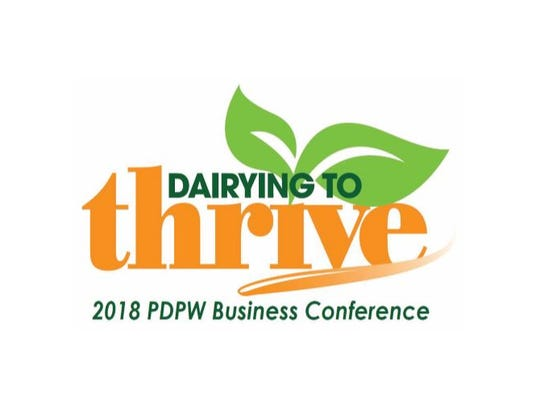 Dairying to Thrive: 2018 PDPW Business Conference