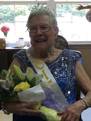 Helen Mellgren of Yellville was recently crowned the 2017 Queen at Twin Lakes Therapy and Living. The pageant was held Aug.4.