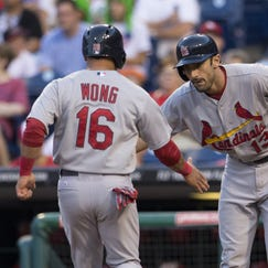Cardinals fall short in 5-4 loss to Phillies