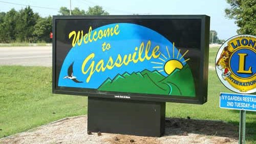 The City of Gassville will have to choose another name for a new street in town. The city's first choice, 'Campbell Drive,' is already in use in another Baxter County city and was rejected by the Baxter County 911 office.