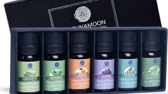 Lagunamoon Essential Oil Set