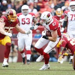Replay: Cardinals can't find the end zone in loss to Redskins