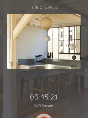 The Manything app for iOS can turn your iPhone into a security camera.