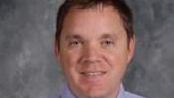 Craig Wallace, current associate principal of North Oldham High School, will become the school's principal on July 1.
