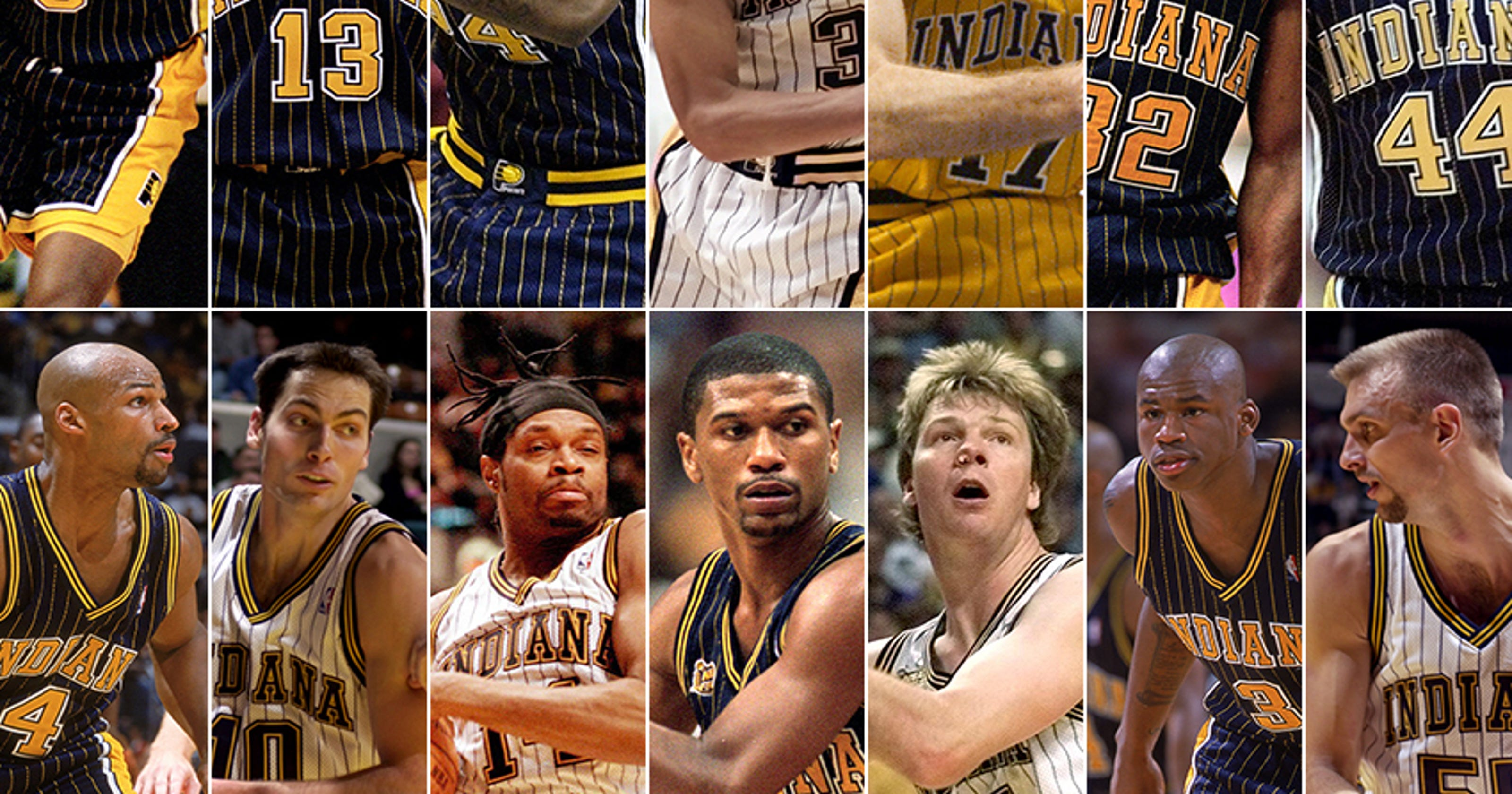 15 years later: Where are the 2000 Pacers now?