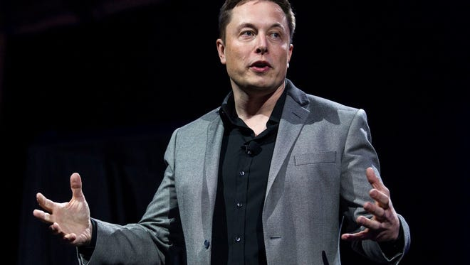 Elon Musk the billionaire innovator has proposed building tunnels underground to bypass Los Angeles congestion. He's tweeted out a hat bearing the name of the purported company.