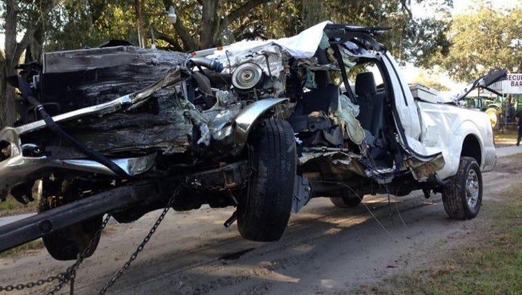 A fatal crash on SR-60 left eastbound lanes closed