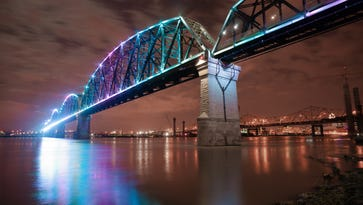 The lighting scheme of Louisville's Big Four Bridge has plenty to dance about. LED technologies offer brilliant patterns while saving energy. Across the world, advanced lighting is designed to enhance nearly all aspects of life.