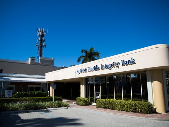 895 Fifth Ave. S. houses First Florida Integrity Bank