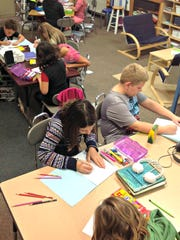 West Allis-West Milwaukee students participate in a