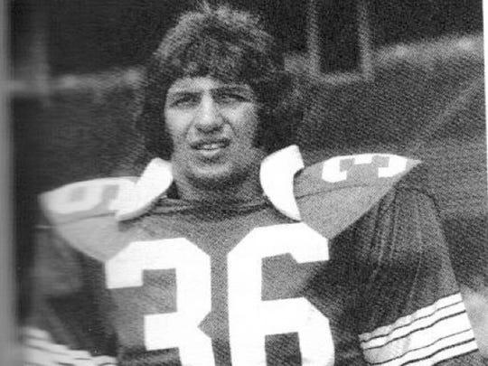 Bruce Elia at Ohio State.