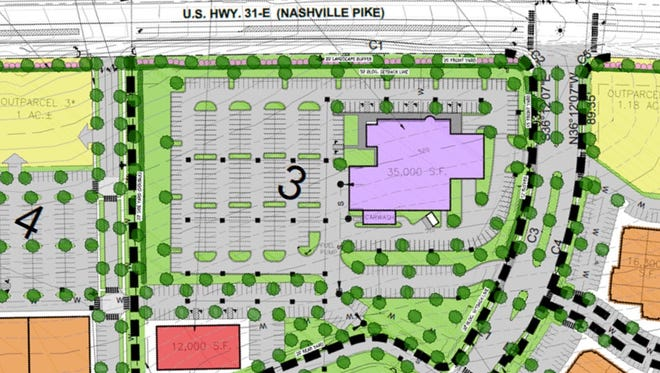 The Gallatin City Council has approved a change to the preliminary master development plan for Savannah Marketplace that allows for the construction of a proposed Honda dealership at the corner of Nashville Pike and Gorden Crossing.