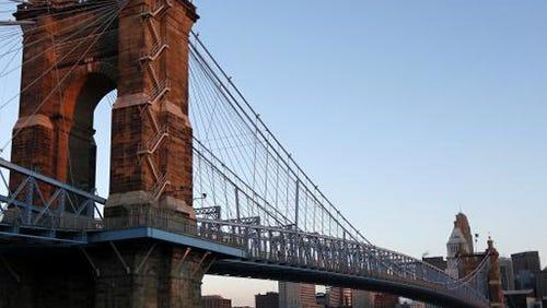 The Roebling Bridge