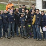 The Hartland equestrian team came in second its group at regionals and will advance to the state finals Oct. 14-18.