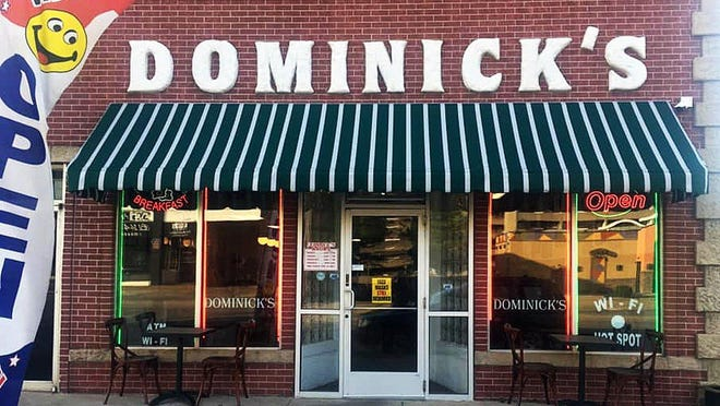 """Dominick's Diner, 123 E. 12th St., got a new look inside and out as part of its episode on """"Underdog Billionaire: Comeback City."""" The episode featuring the diner was to air Wednesday on Discovery Channel, but the series has been postponed."""
