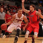Drury's Kameron Bundy and the Panthers look to wrap up a third straight GLVC West Division title with a Thursday victory over Missouri S&T.