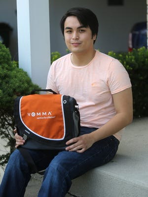 Daniel Cao is a University of Cincinnati business student who used to sell the energy drink Verve for the company Vemma.