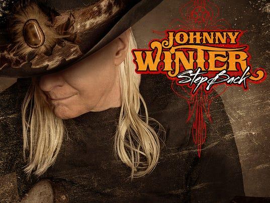 Johnny Winter 'Step Back' album cover