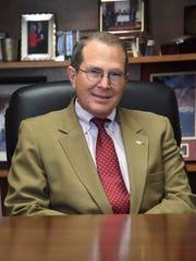Dr. Steve Schwab, UTHSC chancellor