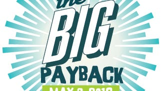 The Big Payback deadline to register your nonprofit is Friday.