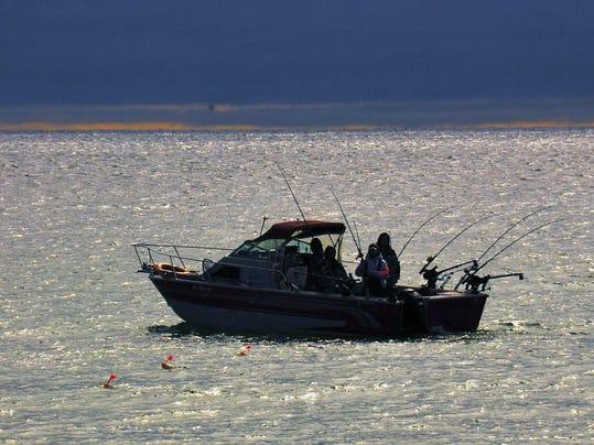 DCA 42316 fishing
