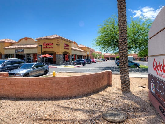 Ahwatukee Hills LLC paid $2.038 million for Ahwatukee Foothills Center in Phoenix in a 1031 exchange.