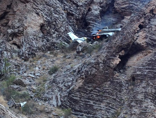 AP Arizona Plane Crashes