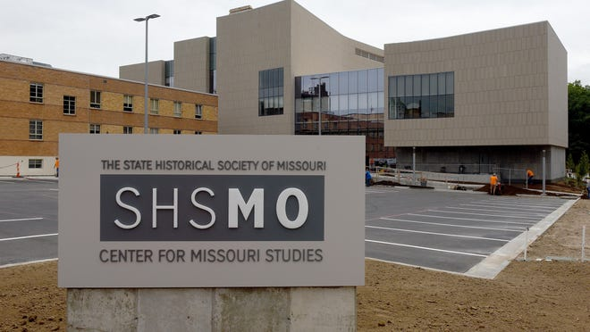 The Center for Missouri studies shortly before its grand opening in Columbia. On Friday, the State Historical Society of Missouri announced 14 layoffs at its locations in Columbia, Kansas City, St. Louis and Springfield.