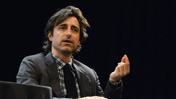 "Director Noah Baumbach's previous films include ""Kicking and Screaming,"" ""Greenberg"" and ""Frances Ha."""