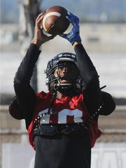 Donte Martin is one of Rio Mesa's top receivers and