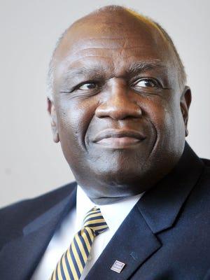 H. James Williams, the new president of Mount St. Joseph.