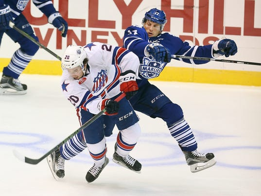 AHL: Status Quo Not Working For Amerks