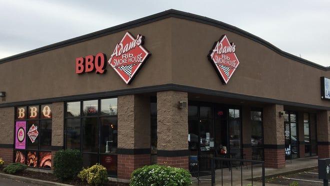 Adams Rib Smokehouse, located at 2505 Liberty St. NE, scored a perfect 100 on its semi-annual restaurant inspection Nov. 1.