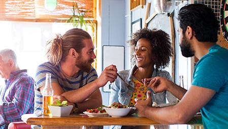 Eating out? How to choose heart-healthy