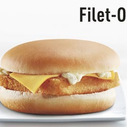 Why so many people are eating McDonald's Filet-O-Fish right now