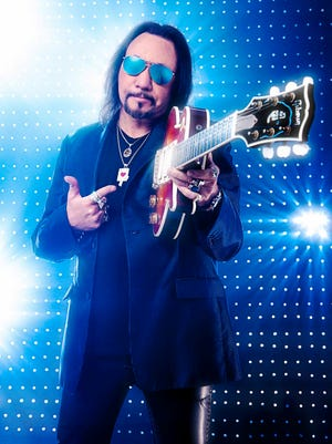 Ace Frehley performs Friday at Brewster Street Ice House.