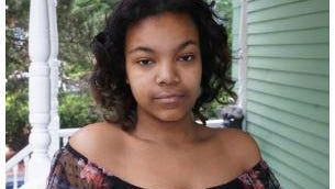 Jaychele Schenck, 15, is among those planning a protest rally in Providence June 14.
