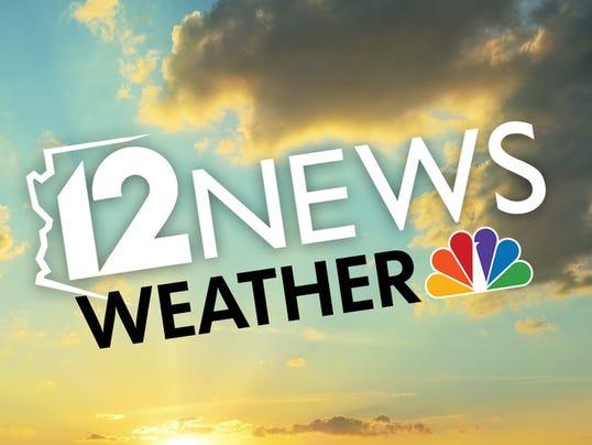 12 news weather
