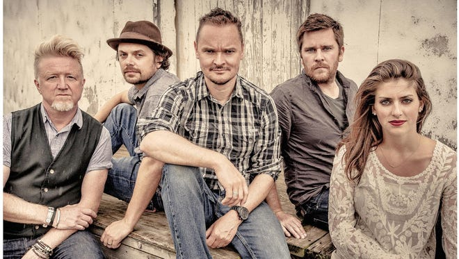 Gaelic Storm performs Saturday night at the State Theatre.