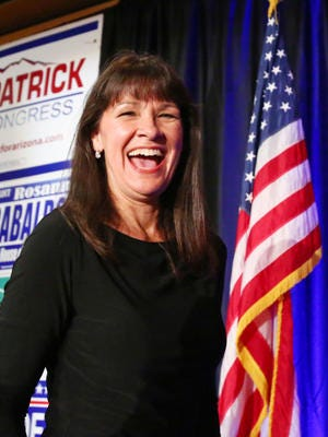 State Rep. Victoria Steele will run for Congress in southern Arizona's 2nd District.