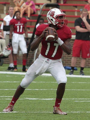 La Salle QB Nick Watson has led the Lancers to a No. 1 ranking in Division II.