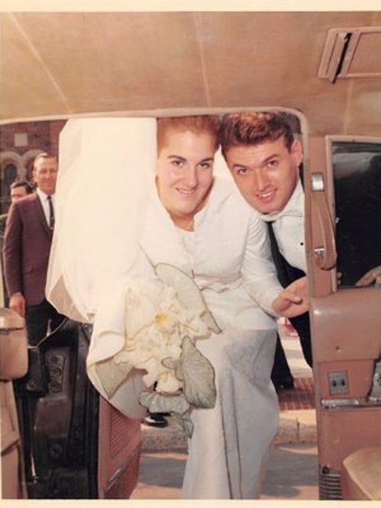 Anniversaries: JOHN CONTU & MARY T. CONTU