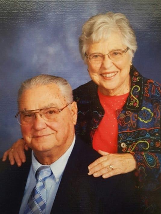 Anniversaries: Barbara Schrader & Jim Schrader