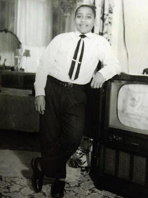 Emmett Till was abducted from his relative's home near Greenwood on Aug. 28, 1955, and was brutally beaten, killed and his body dumped in the Tallahatchie River.