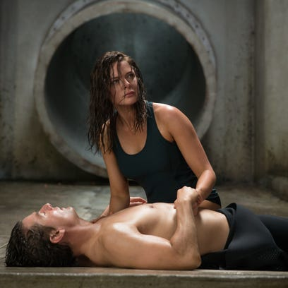 She saved Ethan Hunt's life too (Paramount).